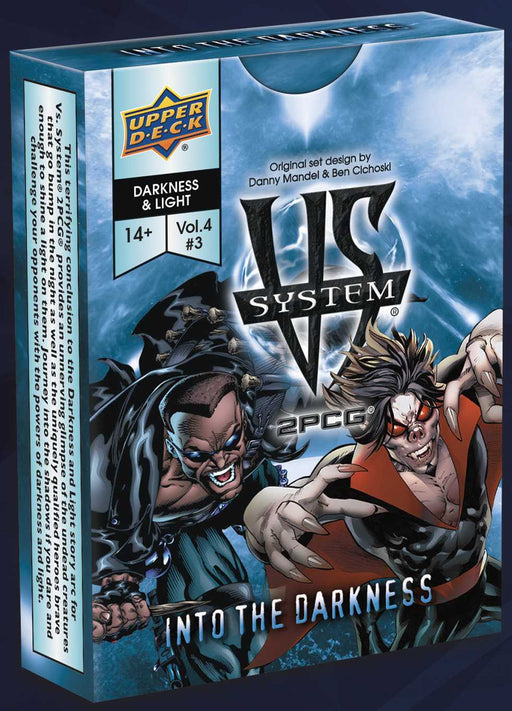 VS System 2PCG: Marvel: Into Darkness Expansion (Pre-order) Apr 2021