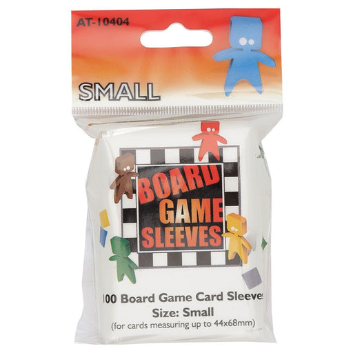 Small Red Non-Glare Board Game Sleeves (100 CT)