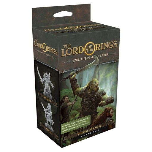 Lord of the Rings LOTR JME: Villains of Eriador Board Game