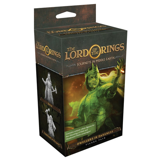Lord of the Rings LotR: JME: Dwellers in Darkness Figure Board Game