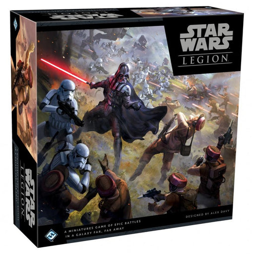 Star Wars Legion: Core Set Miniature Game