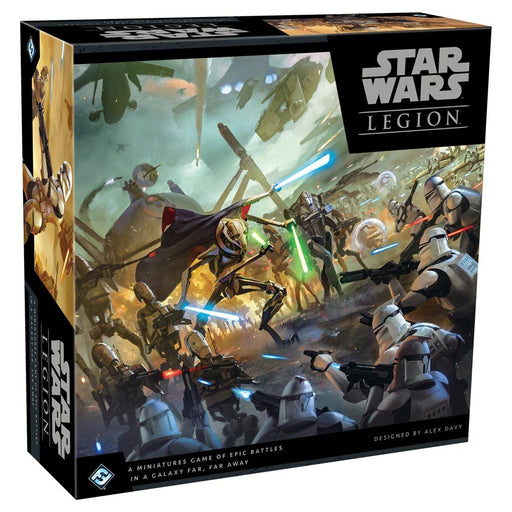 Star Wars SW Legion: Clone Wars Miniature Game Core Set