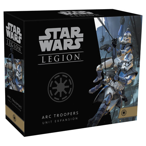 SW Legion: ARC Troopers Miniatures (Pre-order)