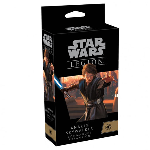 Star Wars SW Legion: Anakin Skywalker Commander Miniature Expansion