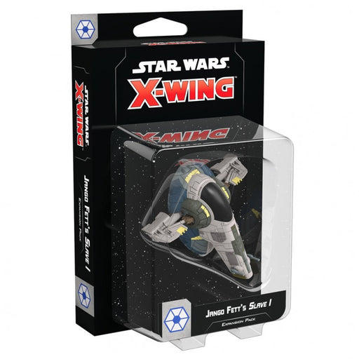 Star Wars SW X-Wing 2E: Jango Fett's Slave I Miniature Expansion Pack