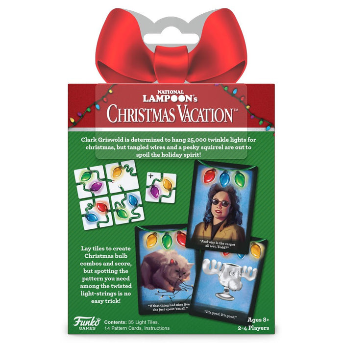 National Lampoons Christmas Vacation Funko Card Game