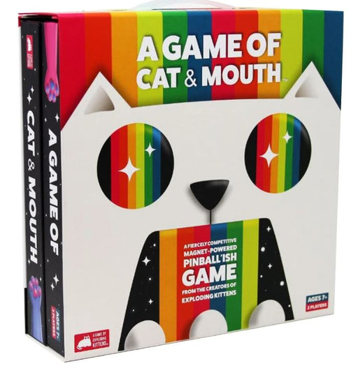 A Game of Cat & Mouth Board Game (Pre-order)