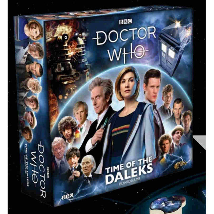 Doctor Who: Time of the Daleks (Updated Edition) Board Game