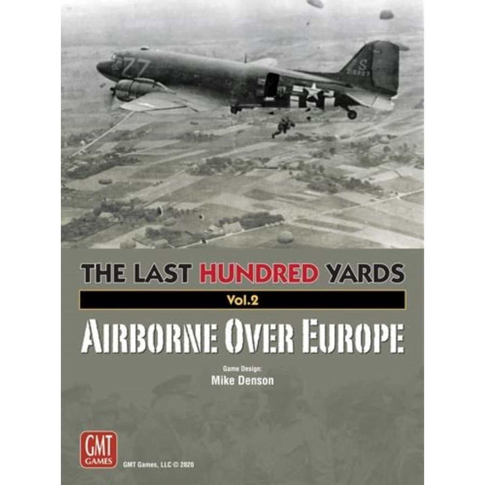 The Last Hundred Yards: Volume 2 Airborne Over Europe Board Game (Pre-order) Feb 2021