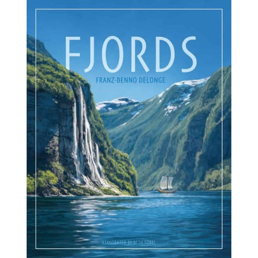 Fjords Board Game (Pre-order) Aug 2021