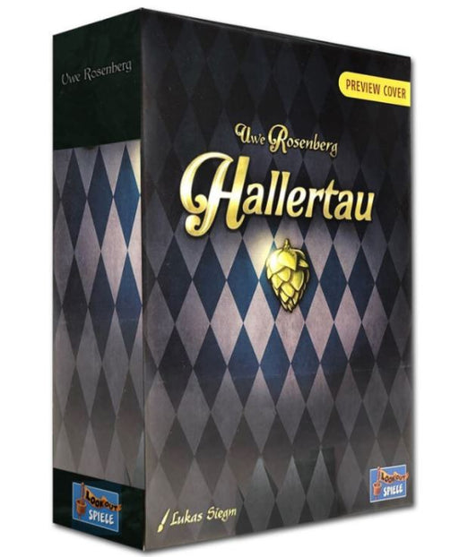 Hallertau Board Game (Pre-order) Feb 2021