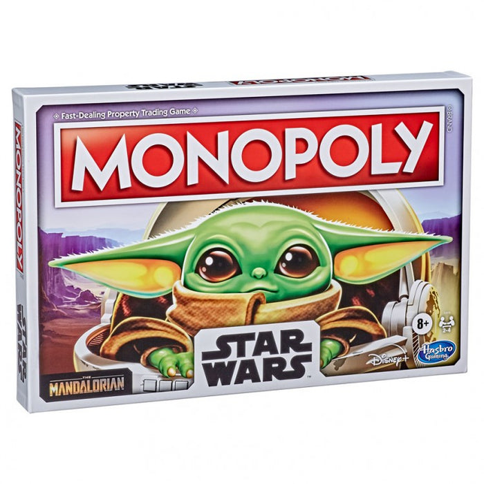 Monopoly: The Child Board Game (Pre-order)