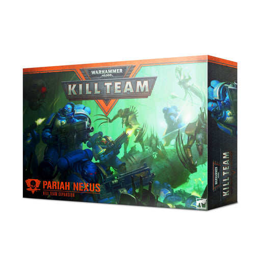 Warhammer 40K: Kill Team Pariah Nexus Miniature Games (Pre-order) Mar 2021