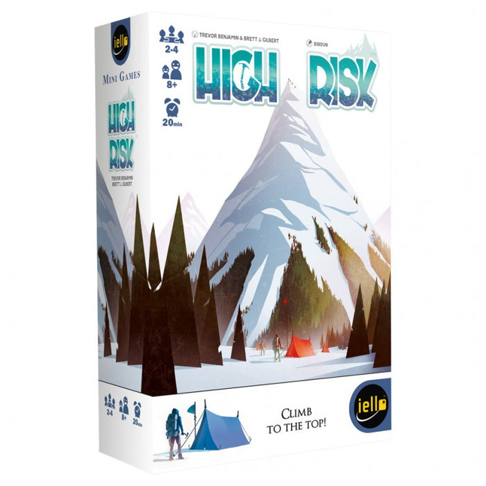 High Risk Board Game