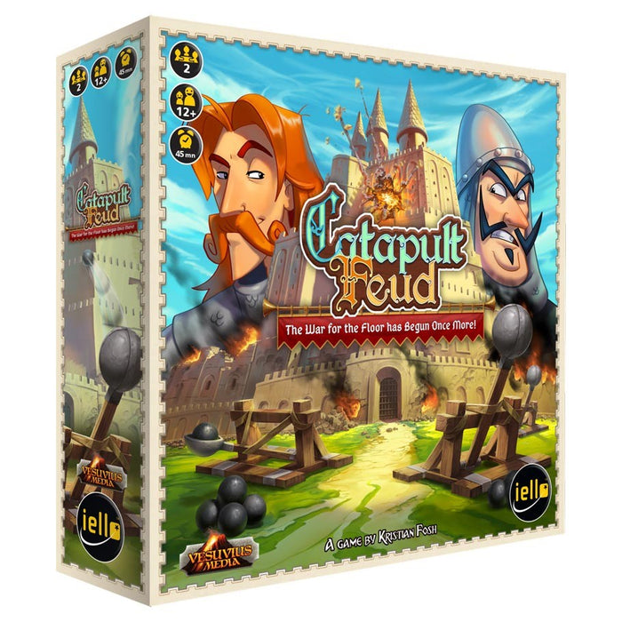 Catapult Feud Board Game (Pre-order) Apr 2021