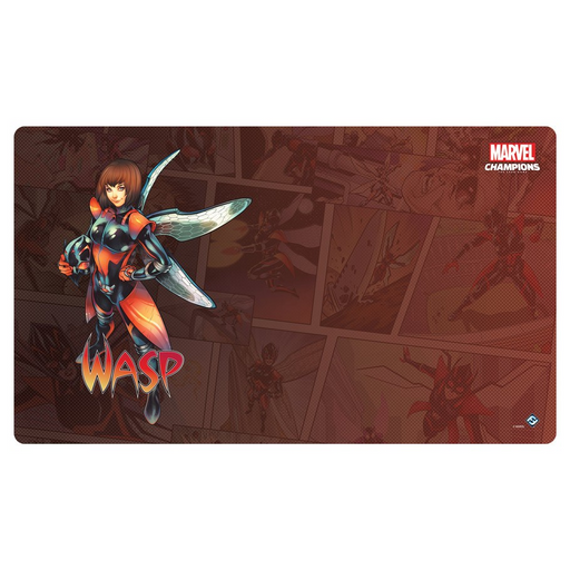 Marvel Champions LCG: Wasp Game Playmat
