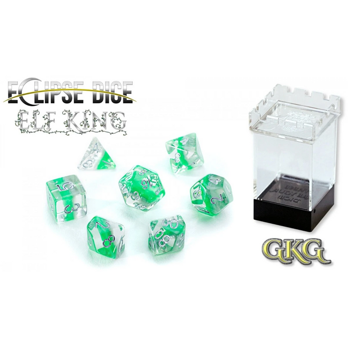 Eclipse: Elf King Dice Set