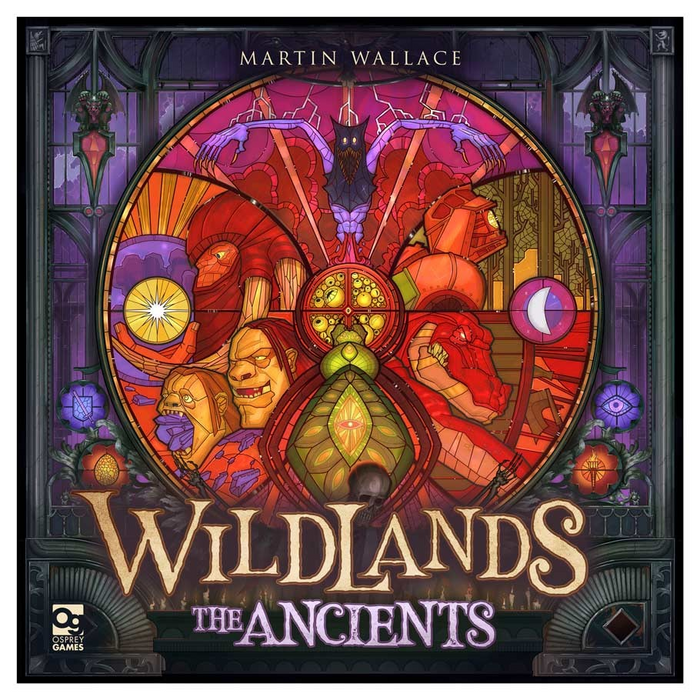 Wildlands: The Ancients Board Game (Pre-order)