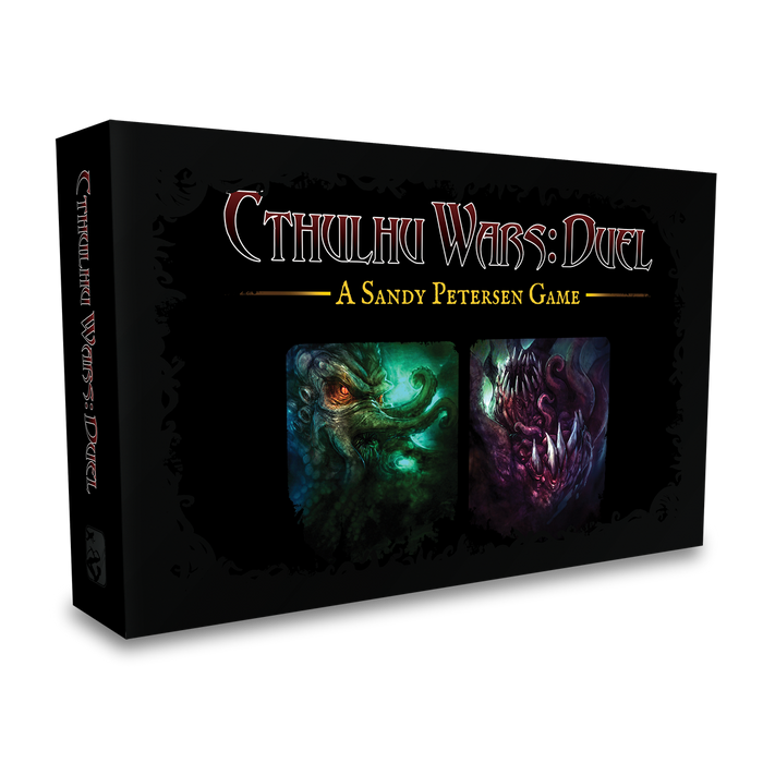 Cthulhu Wars: Duels Board Game
