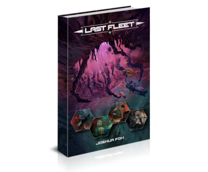 Last Fleet Deluxe Role Playing Game (Pre-order) Mar 2021