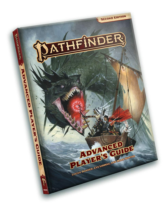 Pathfinder 2E: Advanced Player's Guide Pocket Edition Role Playing Game (Pre-order) Feb 2021