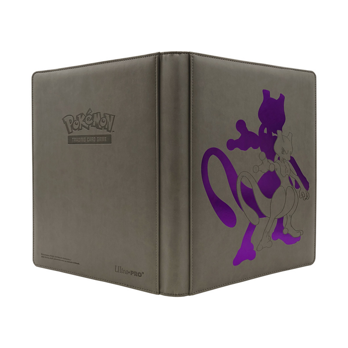 Pokémon: Mewtwo Premium - Ultra Pro 9-Pocket Card Binder (Pre-order) Q1 2021