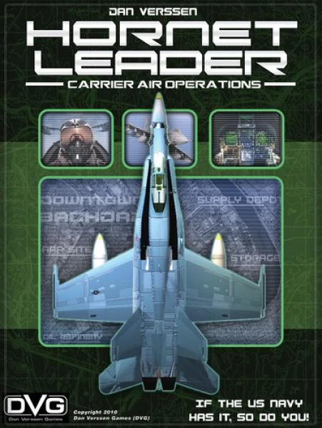 Hornet Leader: Aircraft Miniatures Board Game (Pre-order) Jan 2021