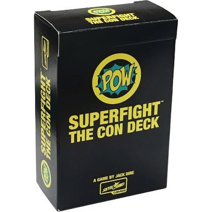 Superfight: The Con Deck Card Game (Pre-order) Feb 2021