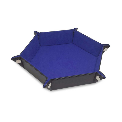 Dice Tray: LX: Hex: Blue (Pre-order) Apr 2021