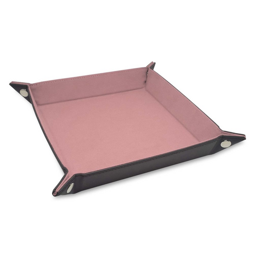 Dice Tray: LX: Square: Pink (Pre-order) May 2021