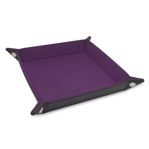 Dice Tray: LX: Square: Purple (Pre-order) May 2021