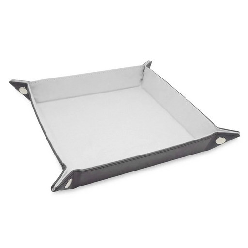 Dice Tray: LX: Square: White (Pre-order) May 2021
