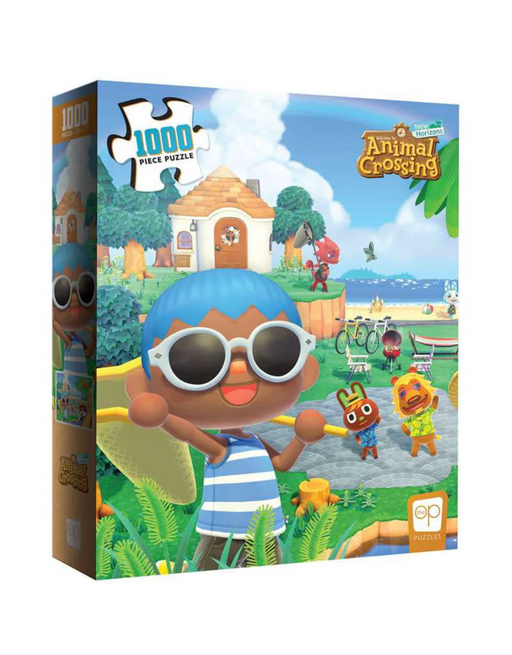 "Puzzle: Animal Crossing ""Summer Fun"" 1000 pieces (Pre-order) Apr 2021"