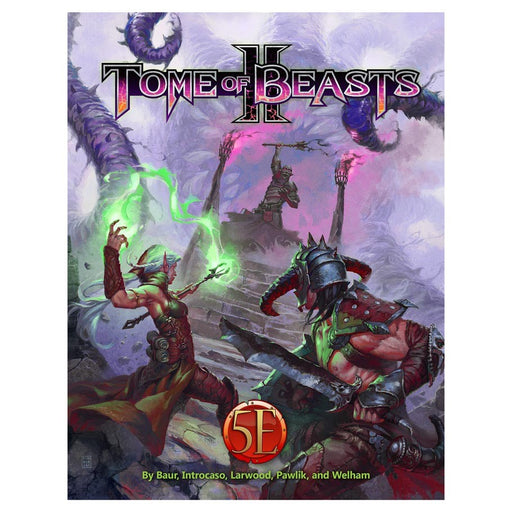 5th Edition: Tome of Beasts II Role Playing Game (Pre-order)