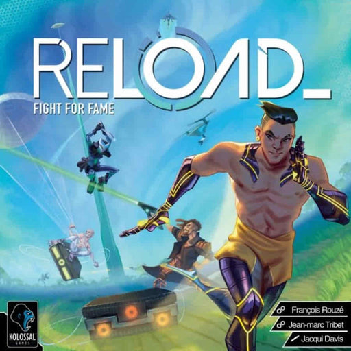 Reload Board Game (Pre-order) Aug 2021