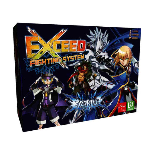 Blazblue Exceed: Hazama Box Board Game (Pre-order)