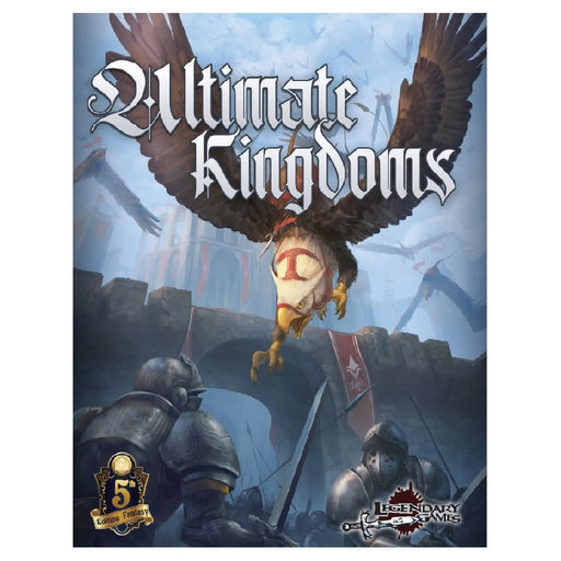 Dungeons & Dragons 5th Edition: Ultimate Kingdoms Role Playing Game