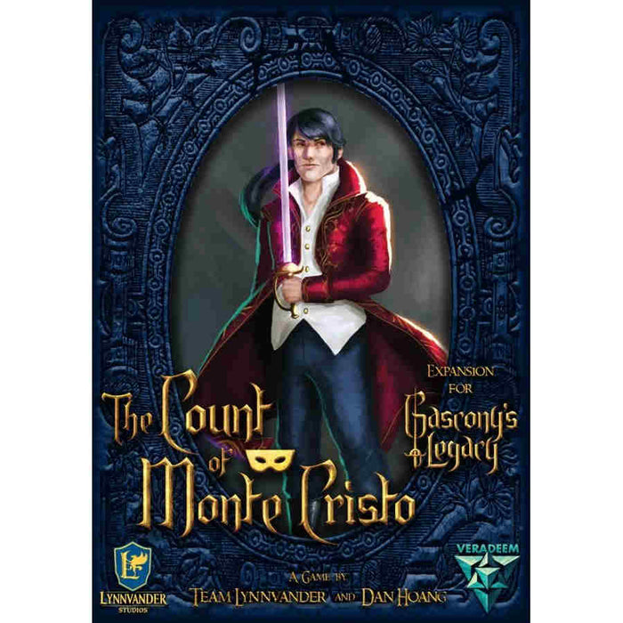Gascony's Legacy: Count of Monte Cristo Expansion Board Game (Pre-order) Feb 2021