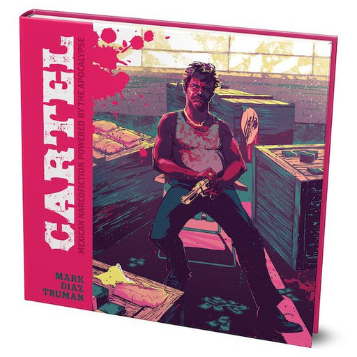 Cartel RPG Board Game Book (Pre-order)