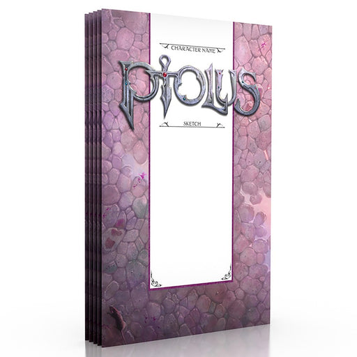 Dungeons and Dragons D&D 5E: Ptolus Character Portfolio (5) Portfolio Card Binder (Pre-order) Jul 2021