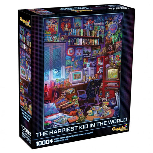 Puzzle:The Happiest Kid in World 1000pcs (Pre-order) May 2021