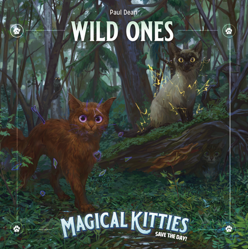 Magical Kitties: Wild Ones Role Playing Game (Feb 2021) Pre-order