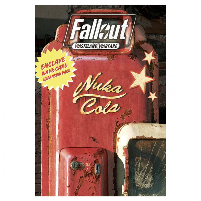Fallout: Wasteland Warfare: Enclave Wave Card Expansion Pack