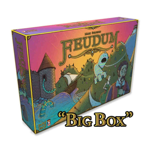 Feudum Big Box (Limited Edition) Board Game (Pre-order)