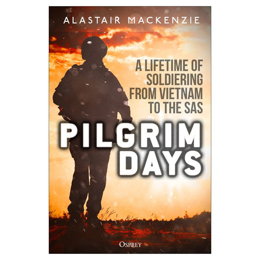 Pilgrim Days Book (Pre-order) Dec 2020
