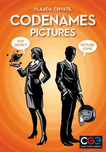 Codenames: Pictures Board Game