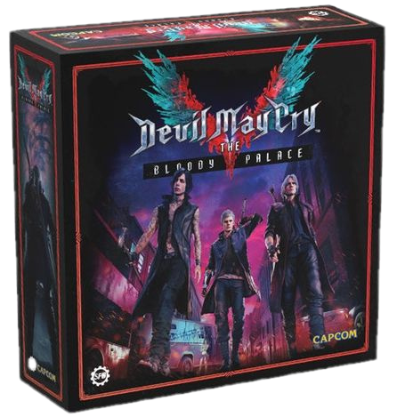 Devil May Cry: The Bloody Palace Board Game (Pre-order)