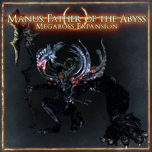 Dark Souls: Manus Father of the Abyss Expansion Board Game (Pre-order)