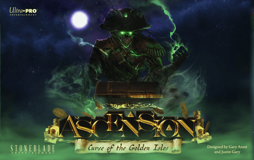 Ascension: Curse of the Golden Isles Board Game (Pre-order) Q3 2021