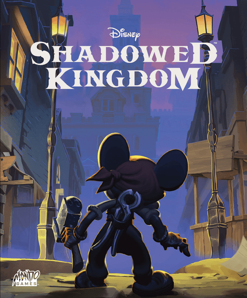 Disney: Shadowed Kingdom Board Game (Pre-order)
